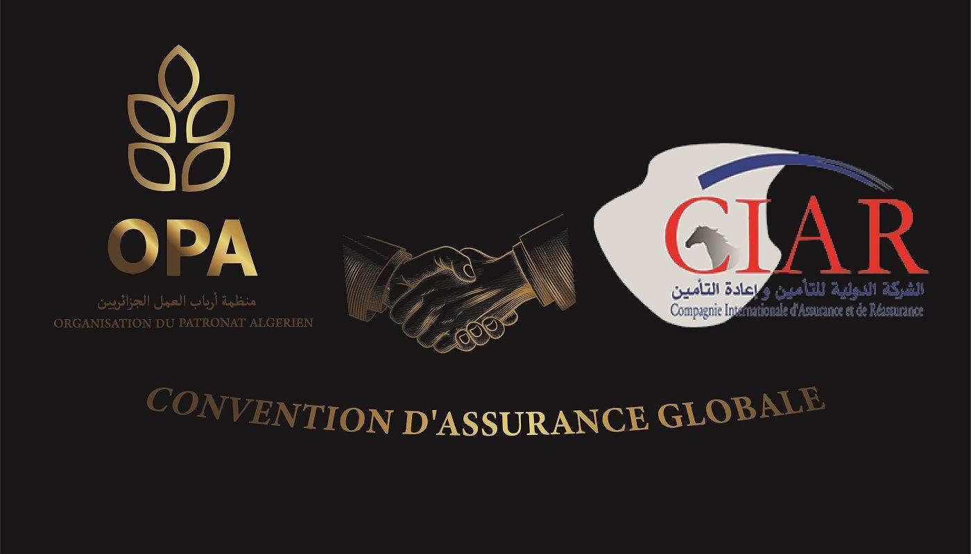 Convention Assurance OPA & CIAR