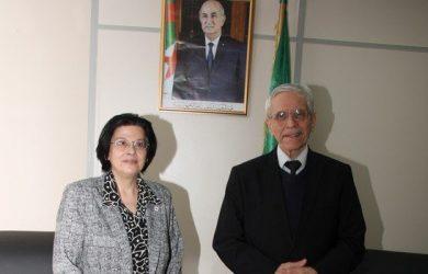 Algérie-Grèce: la coopération bilatérale dans la micro-éolienne évoquée