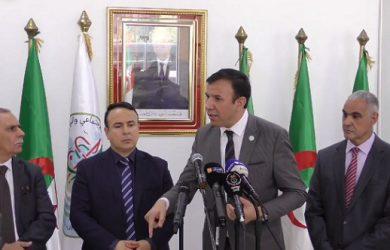 Banque d'Algérie: accord pour la création d'une banque d'import-export